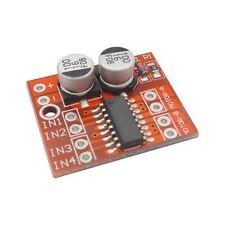 1.5A Mini Dual Channel DC Motor Driver Module L298N PWM Speed Control NEW