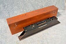 Starrett No 199 Master Precision Level 15 Machinist Tool Amp Die Look