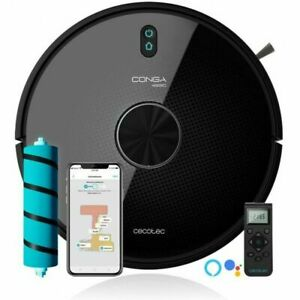 ROBOT ASPIRADOR CECOTEC CONGA 4690 ULTRA RoomPlan 2.0. Sensor óptico 2700Pa