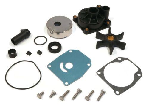 Evinrude 65 HP E65WDRYSEC Water Pump Kit for 2009 Johnson E65WDRLSEC Impeller