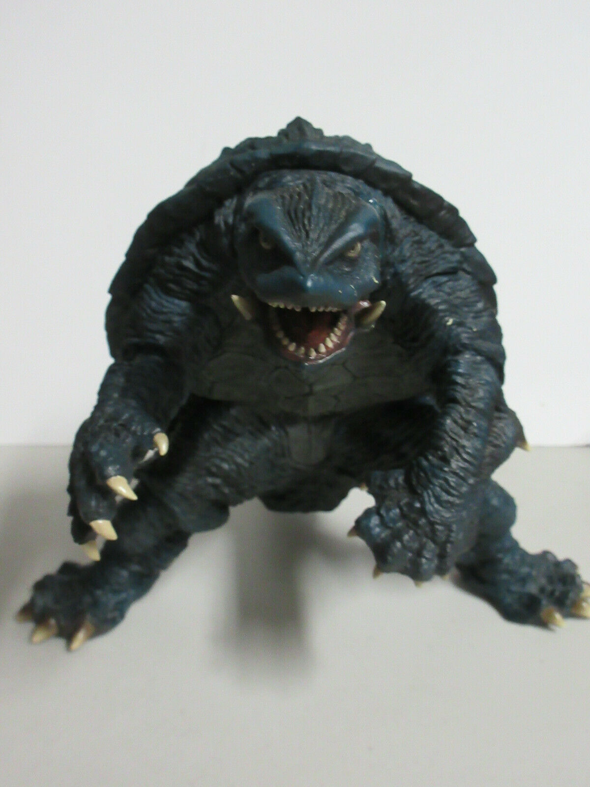 Gamera X Plus 1999 Vinyl Kit Built into Figure Kaiju Fun