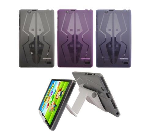 TPU Skin Case Cover for Nextbook 8 NXW8QC16G Tablet Win 8.1 View Stand Holder