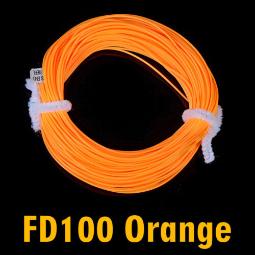 100FT Weight Forward With Loop Fly Fishing Line WF-2F//3F//4F//5F//6F//7F//8F Fly Line