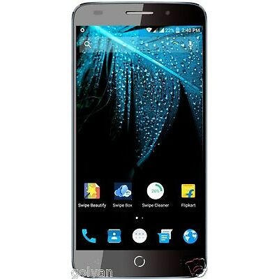 Swipe Elite Plus  Blue  Octa-Core