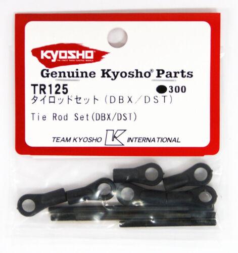 DBX//DST Kyosho TR125 TIRANTE Set