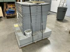 18 X 36 Clip Mount Open Industrial Steelmetal Storage Shelves