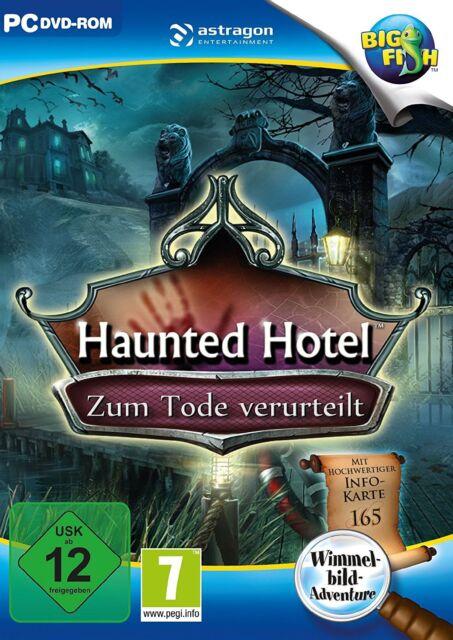 Haunted Hotel - Zum Tode verurteilt         PC               !!!!! NEU+OVP !!!!!