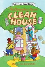 I Can Read Level 1: The Berenstain Bears Clean House by Jan Berenstain and Stan