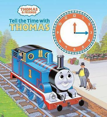 Thomas and Friends: Tell the Time with Thomas by Christopher Awdry (2006, Novelt
