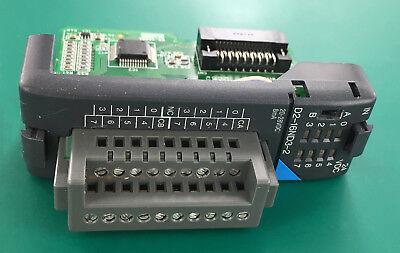 D2-16ND3-2 20-28 VDC 8 MA INPUT MODULE
