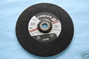 10 DISCHI SMERIGLIO ABRASIVO 230 X 6,5 confezione da 10 dischi