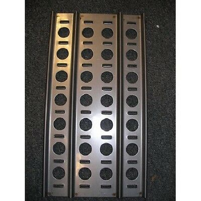 Lynx Gas Grill OEM Replacement Stainless Center Briquette Grate MHP LYNXHP2