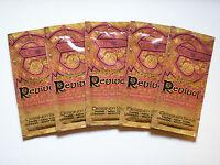 5 Designer Skin Revival Energizing Triple Bronzer Indoor Tanning Lotion Packets