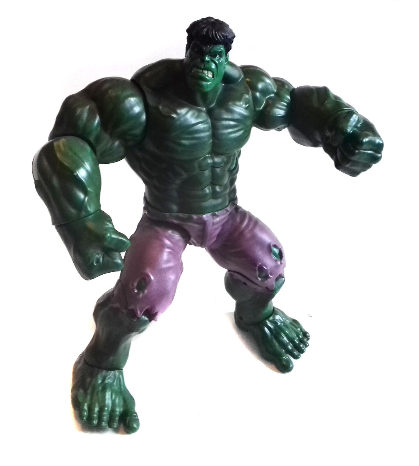 Marvel Comics, MASSIVE 15  tall Movie HULK figure with Sound FX , Avengers