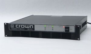 CROWN-COM-TECH-CT-200-2-CHANNEL-2-CH-AMP-STEREO-POWER-PRO-AMPLIFIER-W-ATX-PIP