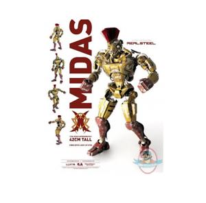 Midas - Real Steel 16  Action Figure by ThreeA