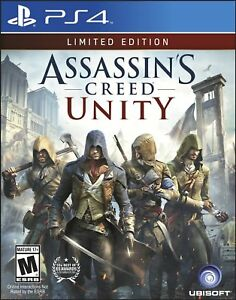 Assassin-039-s-Creed-Unity-Limited-Edition-Sony-PlayStation-4-2014-NEW-PS4