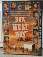 How the West Was Won (DVD, 2000)