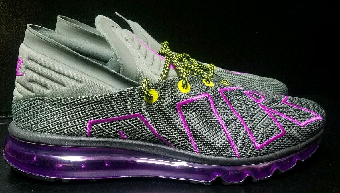 c2f883d44ad ... get nike air max flair up tempo mens athletic ah9711 001 shoes ah9711  001 athletic new
