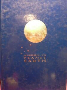 Mission-To-Planet-Earth-Australia-Post-Illustrated-Stamp-Book-Picture-Free-Post
