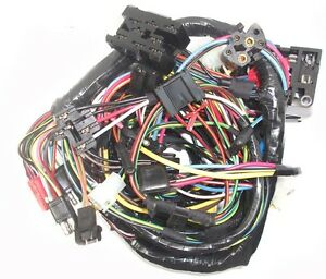 68 Mustang Main Underdash Wiring Harness w/ Tach | eBayeBay