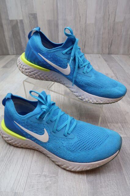 Nike Epic React Flyknit Blue Glow
