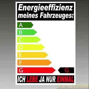 1x-Effizienz-CO2-Auto-Aufkleber-Hubraum-Greta-Klima-TUV-V6-spass-kostet-NEU-136