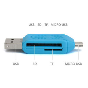 10X-2-in-1-Micro-USB2-0-OTG-Adapter-Micro-SD-TF-Card-Reader-For-Android-Laptop