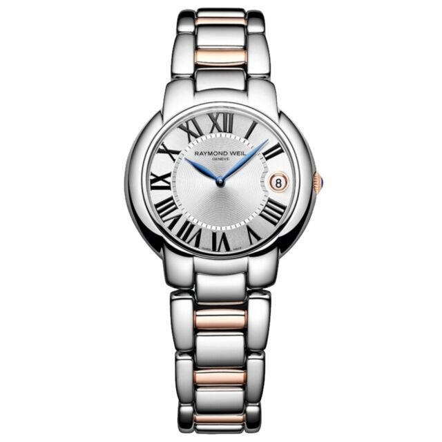 RAYMOND WEIL Jasmine De Dos Tonos De Señoras Reloj 5229-S5-01659 - PVP 995 € - nuevo