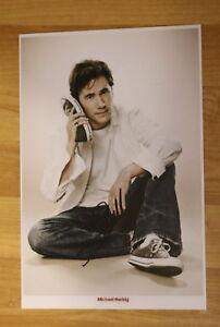 ORIGINAL-Autogramm-von-Michael-Bully-Herbig-pers-gesammelt-20x30-Foto-100-ECHT