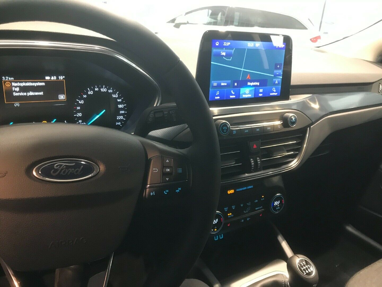 Ford Focus 1,0 EcoBoost mHEV Active stc. - billede 10