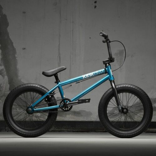 """For riders between 3/'-3/'10/"""" Details about  /2021 KINK BMX CARVE 16/"""" BICYCLE GLOSS DIGITAL TEAL"""