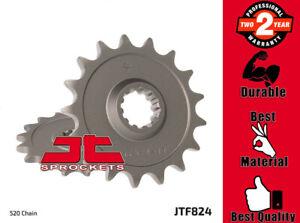 Steel Front Sprocket~2006 Husqvarna TE450 JT Sprockets JTF824.13