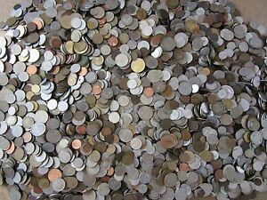 Huge-Unsearched-Lot-of-World-Foreign-coins-selling-by-the-1-9-Kilos-4-19-Lbs