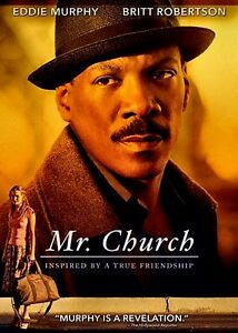 NEW-DVD-MR-CHURCH-Eddie-Murphy-Britt-Robertson-Natascha-McElhone
