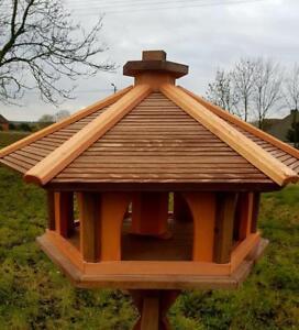 Vogelhäuser mit Ständer VOGELHAUS Vogelfutterhaus.Futterspender XXXL
