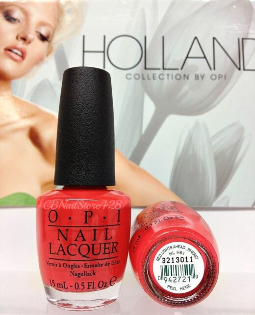 OPI Holland Collection S/S 2012 - Pick Your Color 0.5oz/15ml
