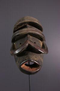 MASQUE-BETE-AFRICAN-ART-AFRICAIN-PRIMITIF-ARTE-AFRICANA-AFRIKANISCHE-KUNST