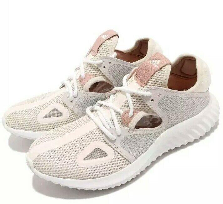Adidas Run Lux Clima W Off White White White Grey Ash Pearl
