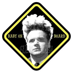 BaBY-oN-BoaRD-DAVID-LYNCH-ERASERHEAD-MOVIE-VINYL-CAR-WINDOW-STICKER-DARK-HUMOUR