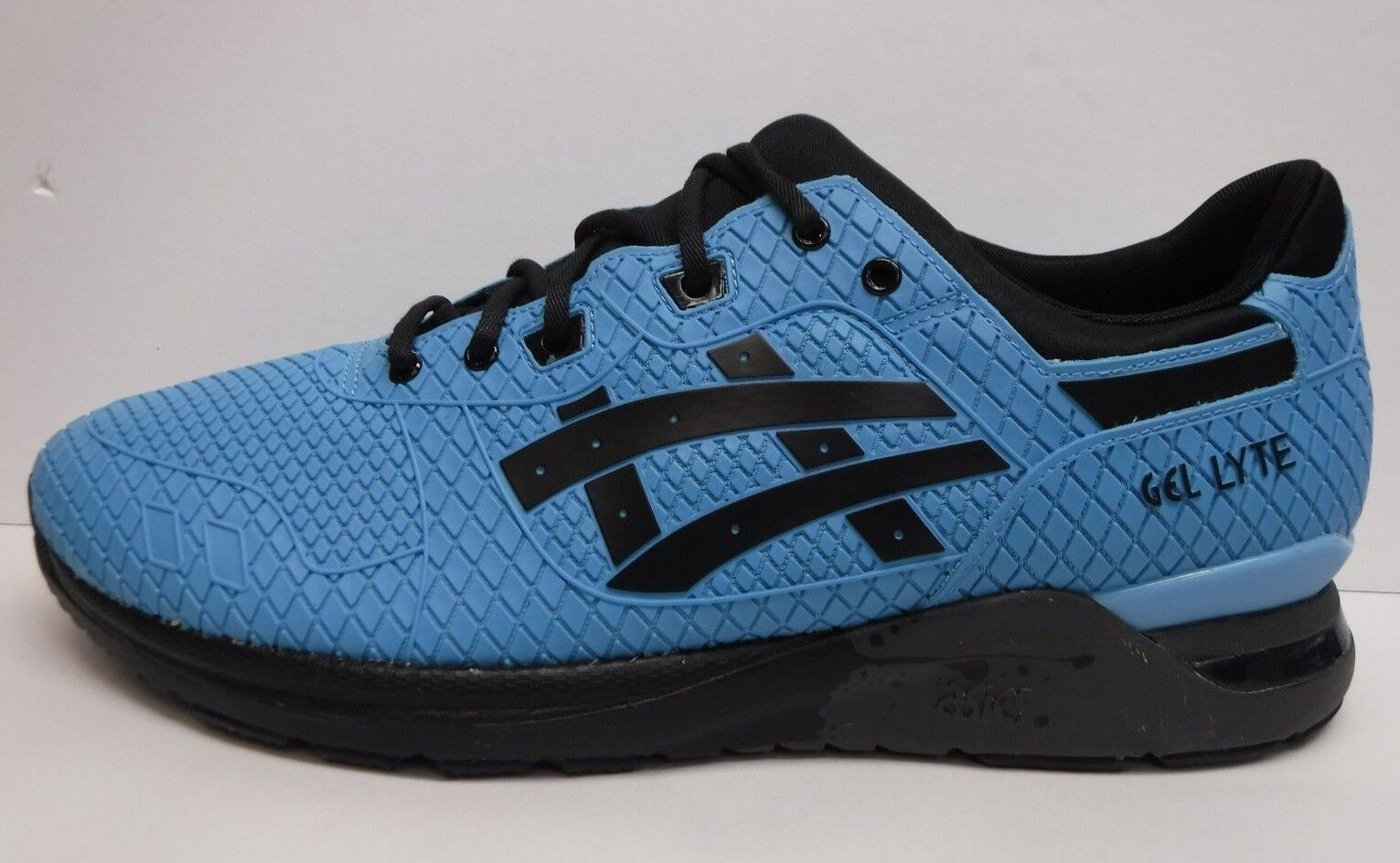 Asics Size 10.5 Blue Gel Sneakers New Mens Shoes