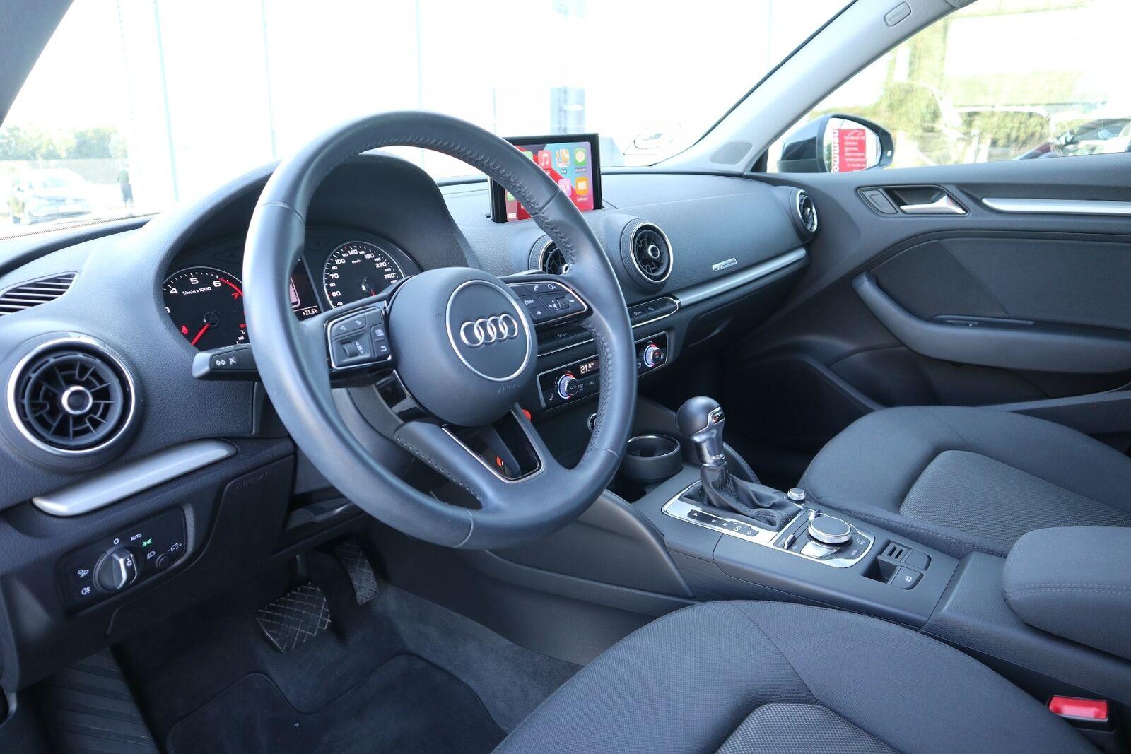 Audi A3 1,0 TFSi 116 Sport Sportback S-tr.