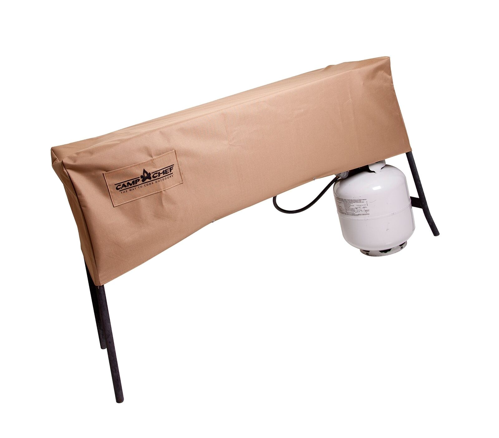 Camp  Chef Pro 90 Three-Burner Patio Cover Tan One Size  welcome to buy