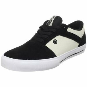 48b7e8019985 New Men s C1RCA Circa Footwear Revert Skate Shoes - Black Moonstruck ...