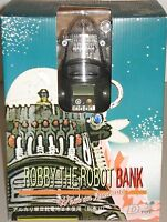 Universal Monsters-forbidden Planet-robby The Robot-alarm Clock Coin Bank-x Plus
