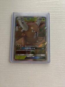 PINSIR GX 6/68 Ultra Rare Hidden Fates Pokemon Card Near Mint