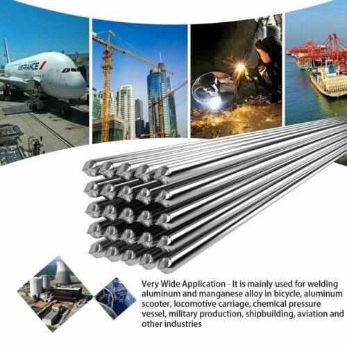 10pcs Easy Aluminum Welding Rods Temperature Solution Welding Flux-Cored Rods