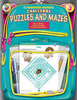 Challenge Puzzles and Mazes, Homework Helpers, Grade 3 by Frank Schaffer Publications (Paperback, 2001)