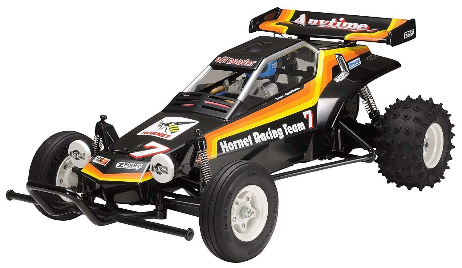 Tamiya 1 10 Electric RC Car Series No.336 Hornet Off Road 58336 MADE IN JAPAN