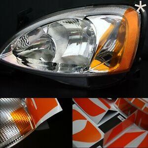 US - Design - Folie für weiße Blinker Opel Corsa C vorne rechts/links